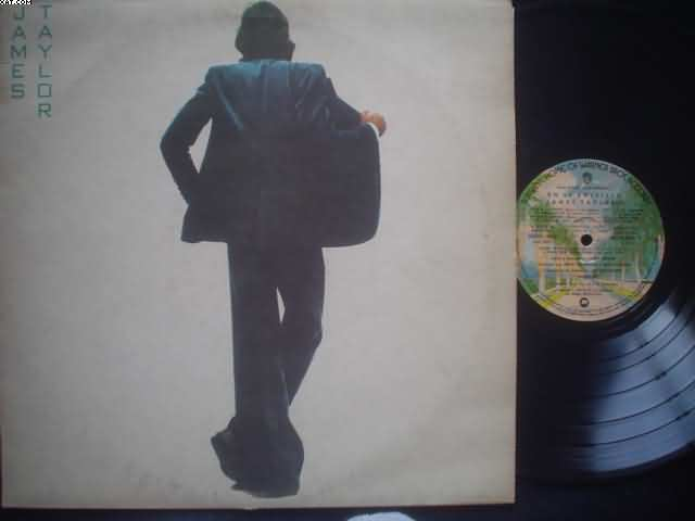 JAMES TAYLOR - In The Pocket Vinyl
