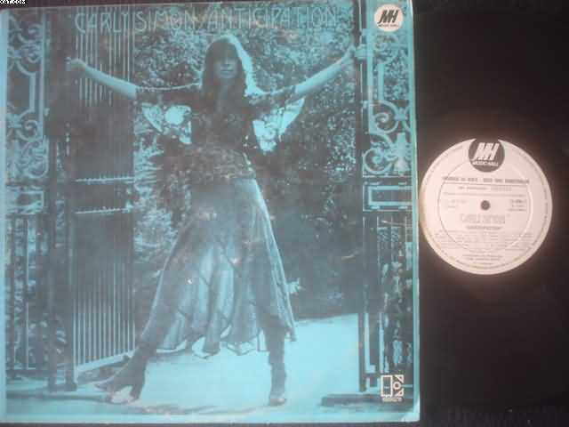 CARLY SIMON - Anticipacion