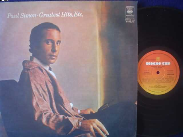 Greatest Hits Etc - PAUL SIMON