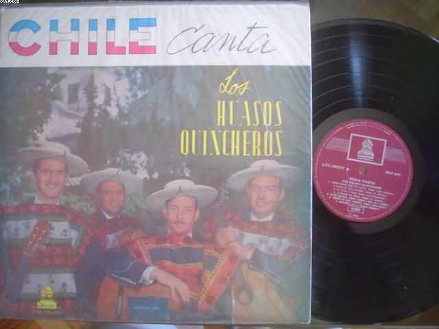 LOS HUASOS QUINCHERO - Chile Canta