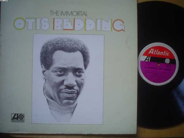 Otis Redding El Inmortal LP