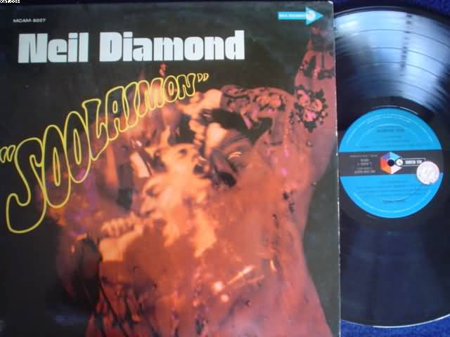 NEIL DIAMOND - Soolaimon Album