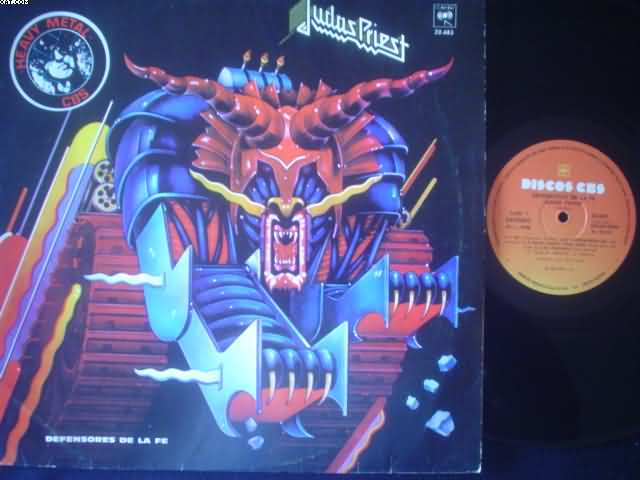 Defensores De La Fe - JUDAS PRIEST