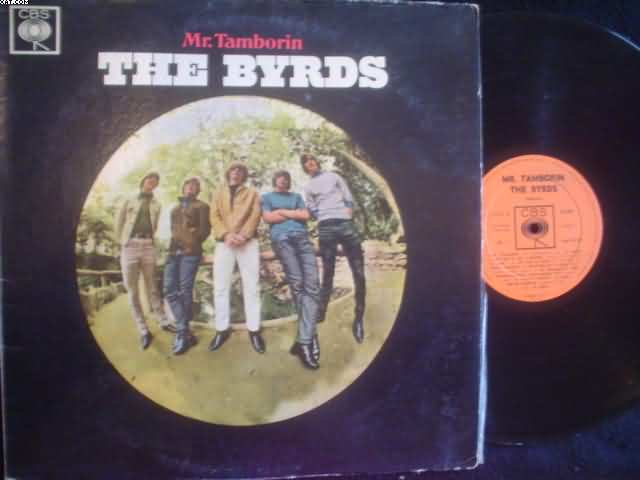 BYRDS - Mr. Tamborin