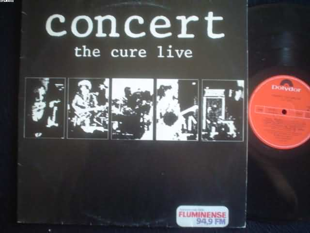 Concert Live - CURE