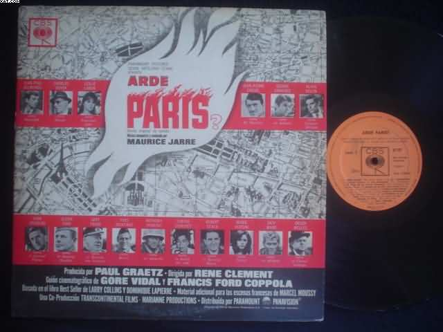 Arde Paris
