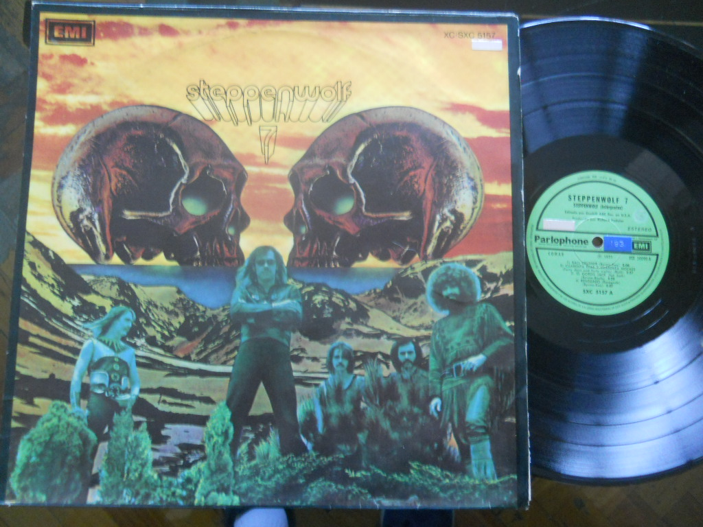 STEPPENWOLF - 7 EP