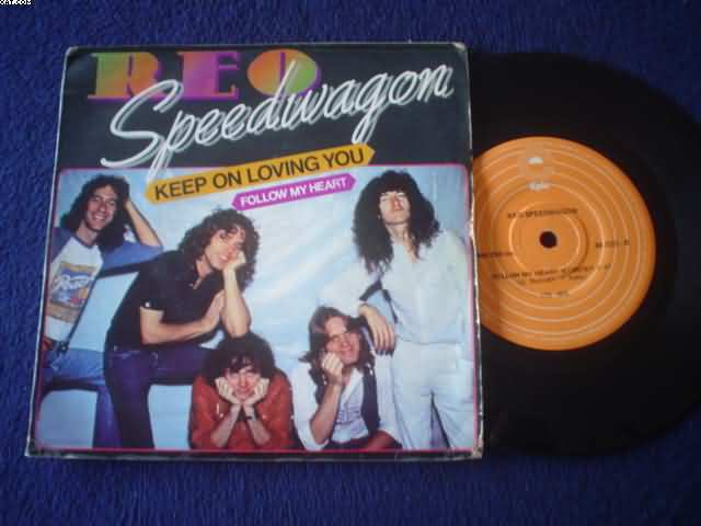 REO SPEEDWAGON - Keep On Lovin You-follow My He
