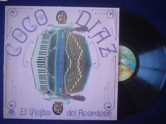 El Viejito Del Acordeon
