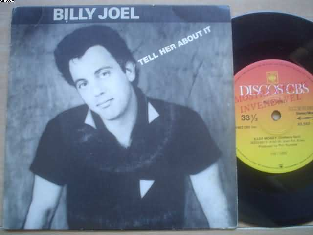BILLY JOEL - Tell Her About It-easy Money