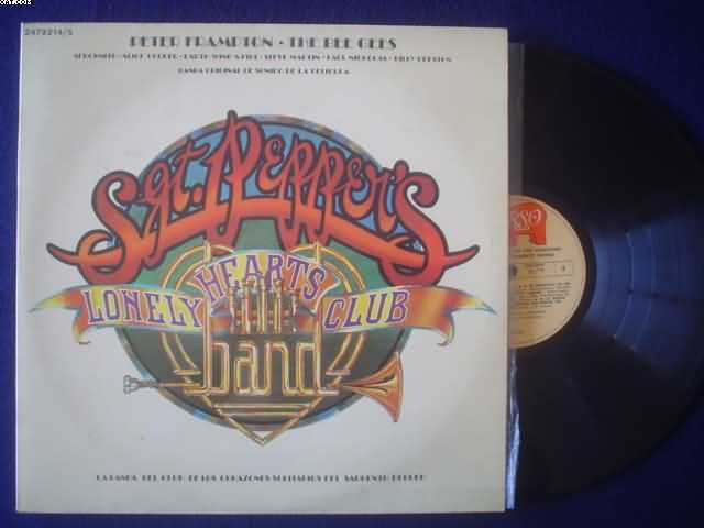 Sgt Pepper's Soundtrack