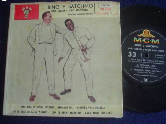 Bing Y Satchmo