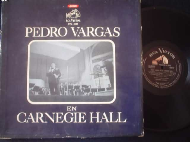En Carnegie Hall