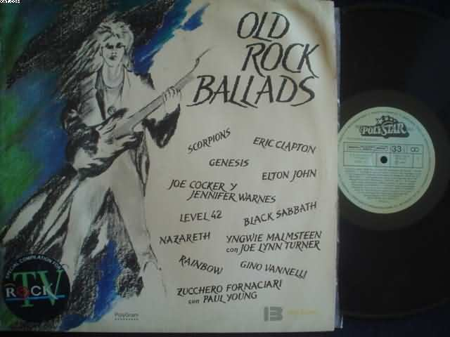 Old Rock Ballads
