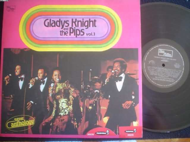 GLADYS KNIGHT & PIPS - Vol. 1
