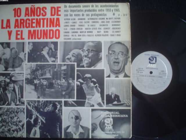 1955-1965 El Mundo