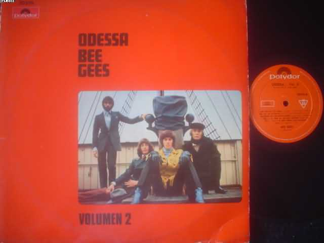 BEE GEES - Odessa 2