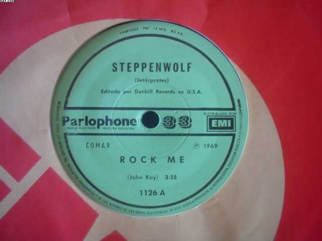 STEPPENWOLF - Rock Me-el Nino De Jupiter