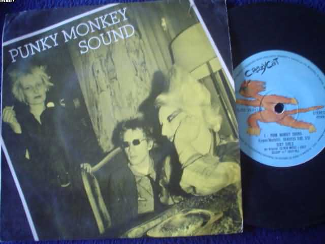 Punky Monkey Sound
