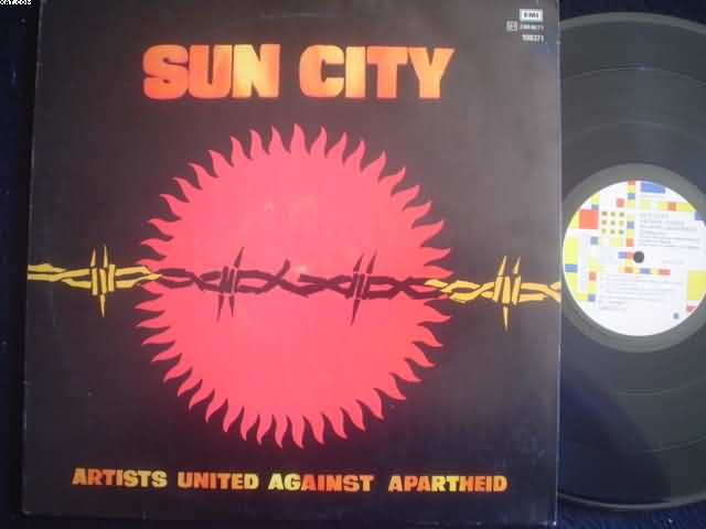 Sun City Artists United Against Apartheid