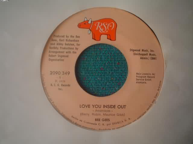 BEE GEES - Love You Inside Out-im Satisfi