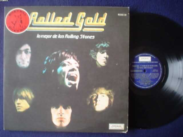 ROLLING STONES - Rolled Gold CD