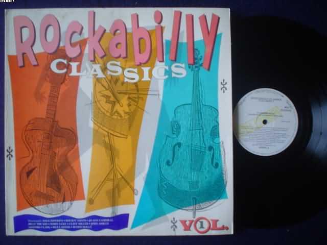 BUDDY HOLLY - Rockabilly Classics