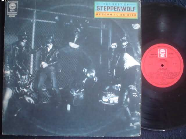 STEPPENWOLF - The Best Of.. Album
