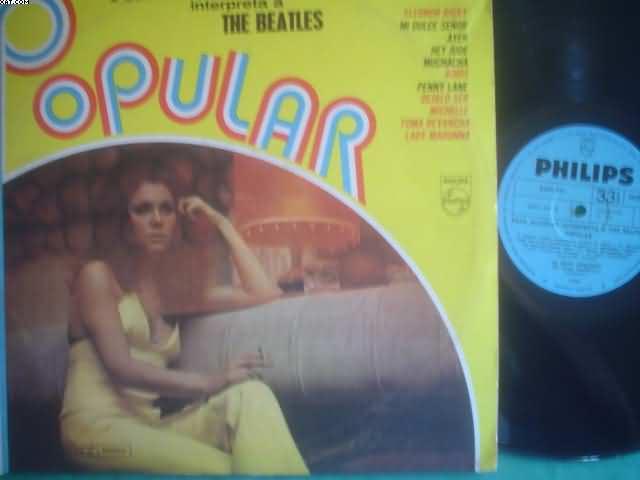 PAUL MAURIAT - Interpreta A The Beatles