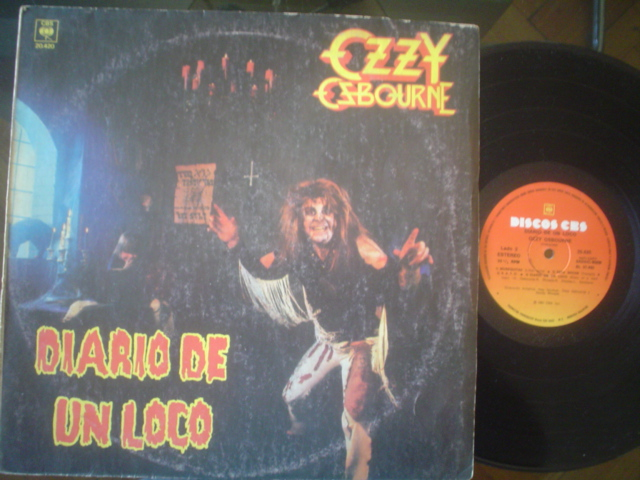 OZZY OSBOURNE - Diario De Un Loco