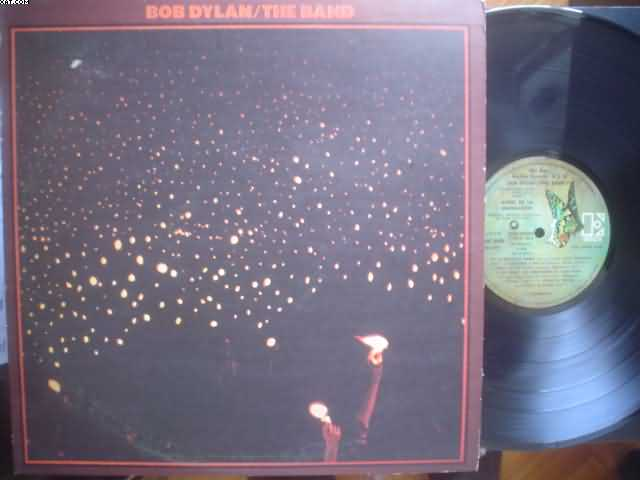 BOB DYLAN - Before The Flood Single