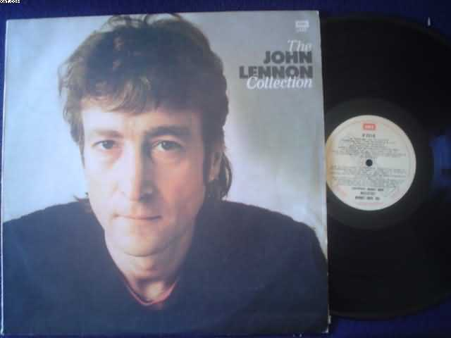 JOHN LENNON - The Collection LP