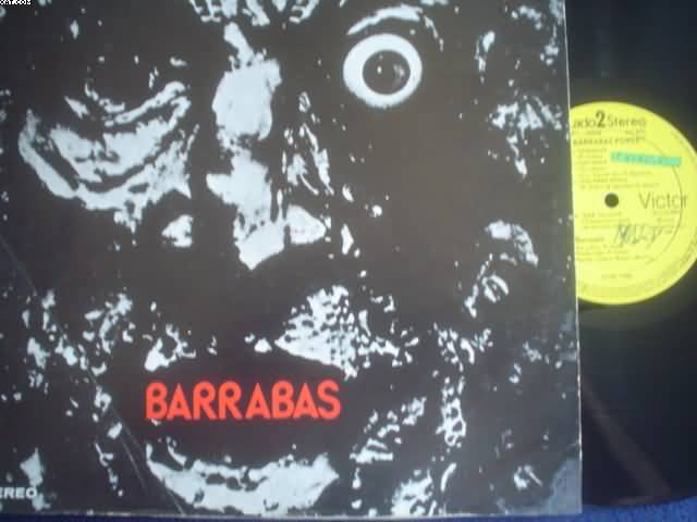 BARRABAS - Power Record