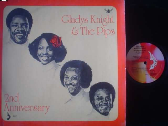 GLADYS KNIGHT & PIPS - 2nd Aniversary