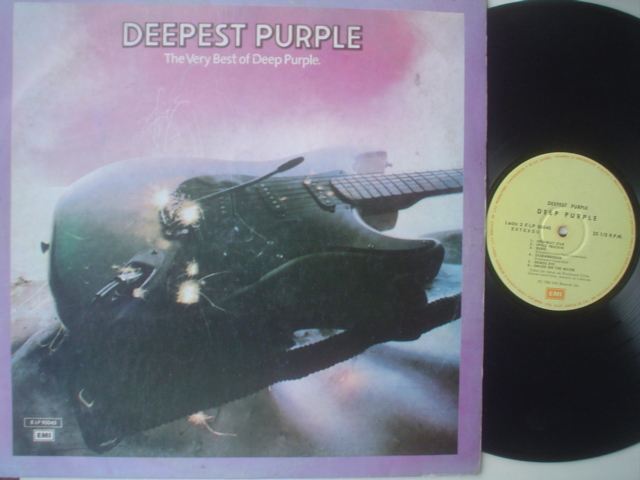 DEEP PURPLE - Deepest