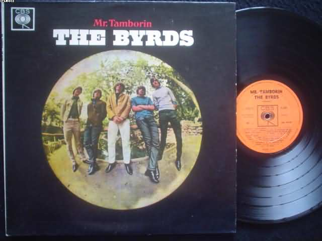 Mr. Tamborin - BYRDS