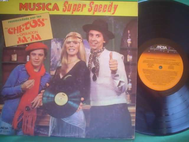 Musica Super Speedy