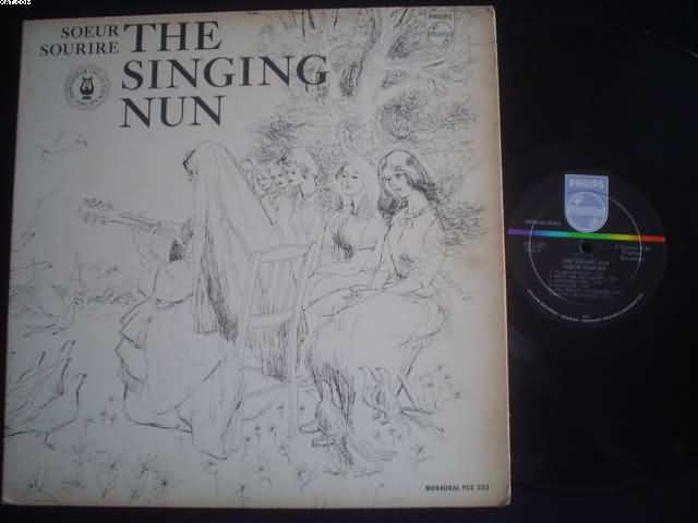 The Singing Nun - SOEUR SOURIRE