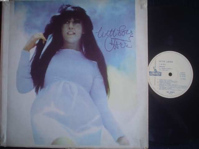 CHER - With Love Record