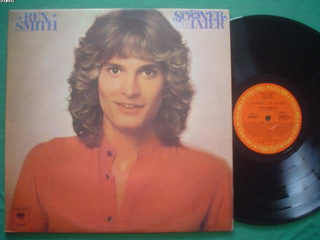REX SMITH - Sooner Or Later LP