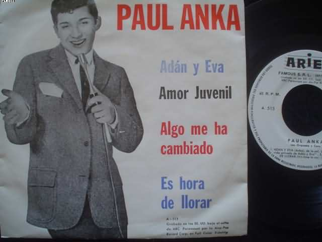 Adan Y Eva - PAUL ANKA