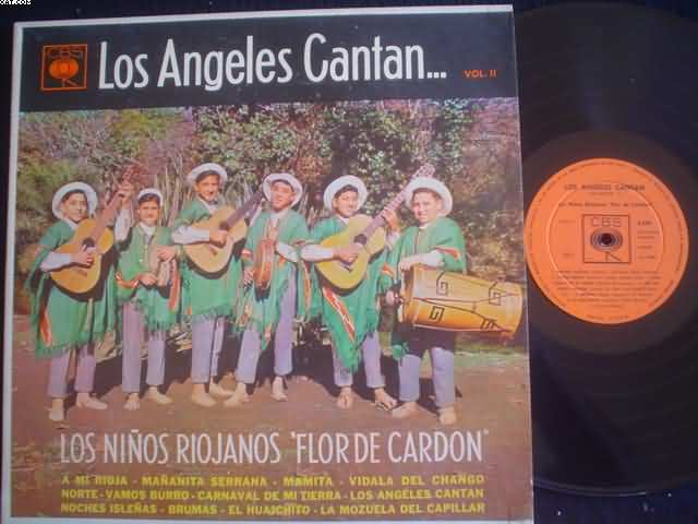 Los Angeles Cantan Ii