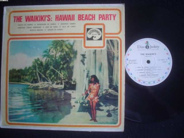 Hawai Beach Party