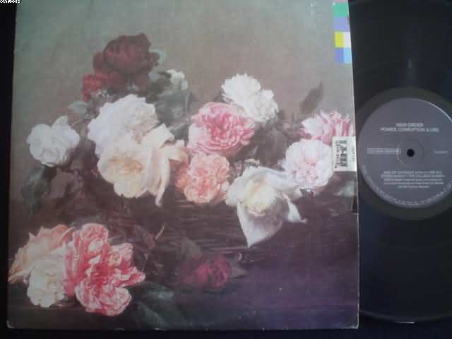 NEW ORDER - Power Corruption & Lies Single