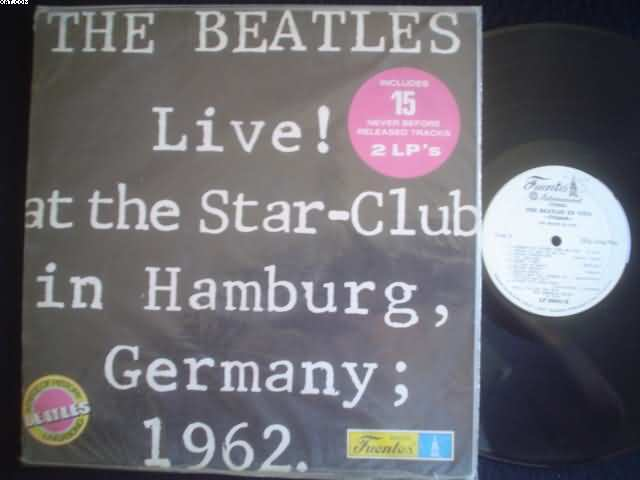 BEATLES - At The Star Club