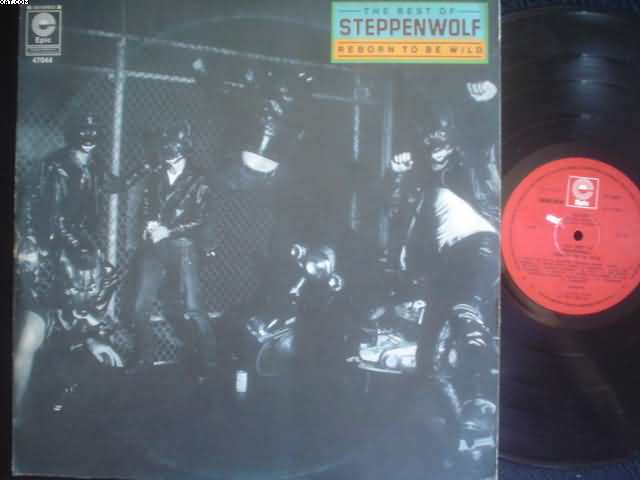STEPPENWOLF - The Best Of