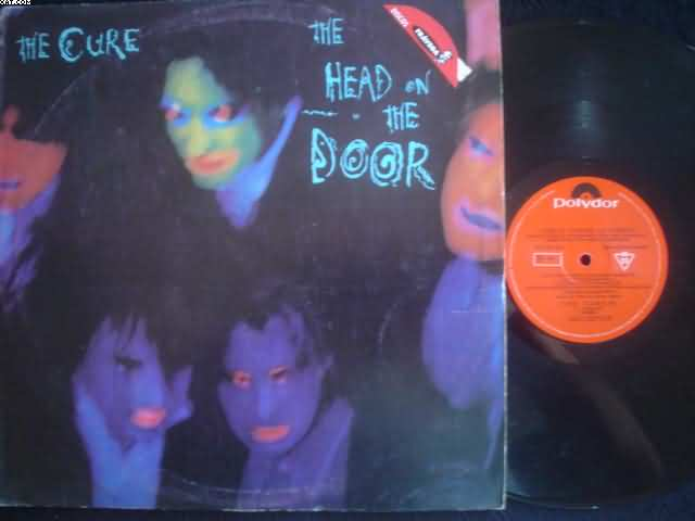 CURE - The Head On The Door Vinyl