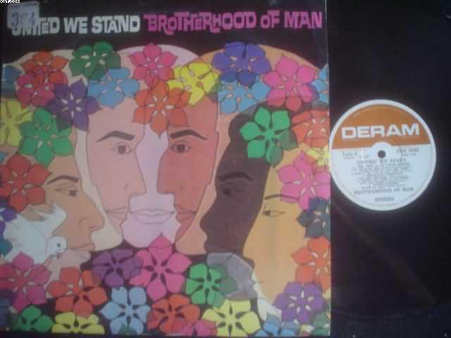 BROTHERHOOD OF MAN - United We Stand Single