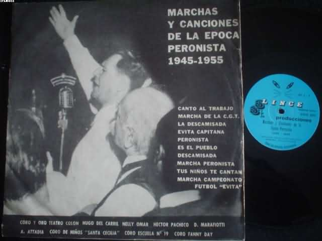 Epoca Peronista 1945