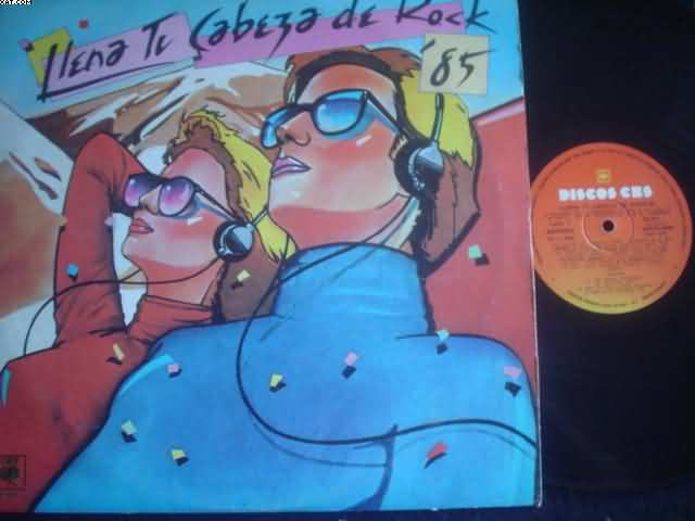 Llena Tu Cabeza De Rock 85